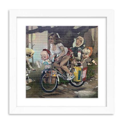 Matt Gordon Art Print - Babysitter On Acid - Blotter Edition