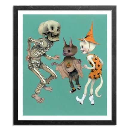 Matt Gordon Art Print - October Yeahs! - Standard Edition