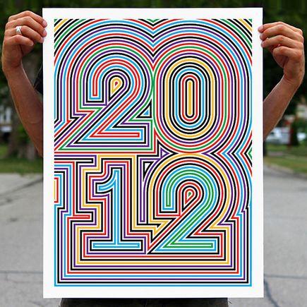 Matt W. Moore Art Print - 2012