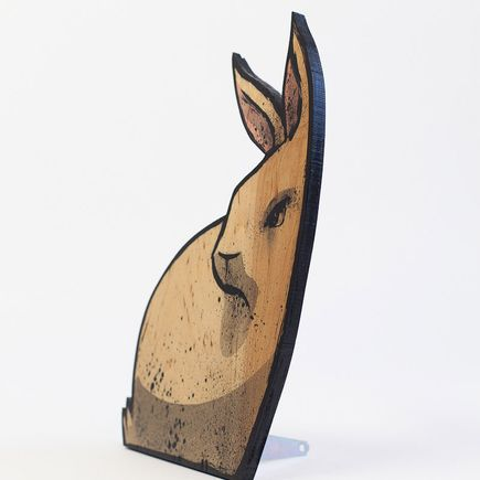 Max Neutra Original Art - Into Oblivion - Wood - 5 of 6