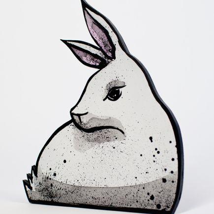 Max Neutra Original Art - Into Oblivion - Black & White - 9 of 16