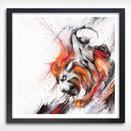 Meggs Art Print - Chimera