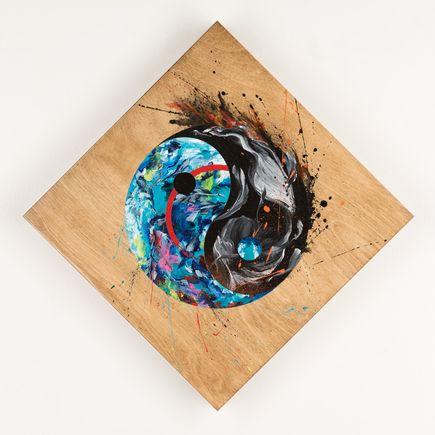 Meggs Original Art - Search For Harmony II - Original Artwork
