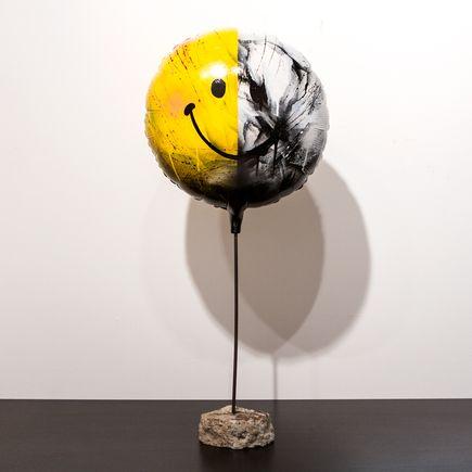 Meggs & Rafael Batista Art - Spoiled Rotten Balloon - Life Size