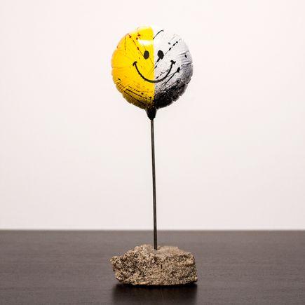 Meggs & Rafael Batista Art - Spoiled Rotten Balloon - Miniature