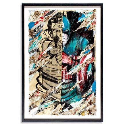 Meggs Original Art - Avenge Me