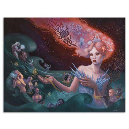 Mia Araujo Original Art - Hymn To The Sea