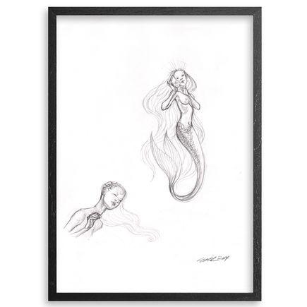 Mia Araujo Original Art - Hymn To The Sea Study 4