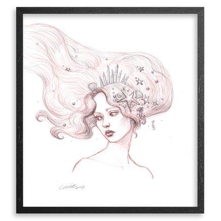 Mia Araujo Original Art - Hymn To The Sea Study 1