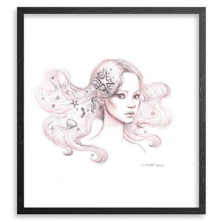 Mia Araujo Original Art - Hymn To The Sea Study 2