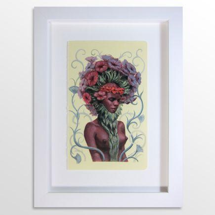 Mia Araujo Original Art - Wallflower - Original Artwork