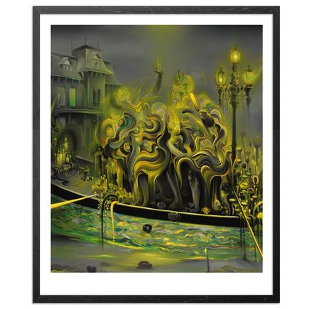 Michael Page Art Print - Follow - Standard Edition