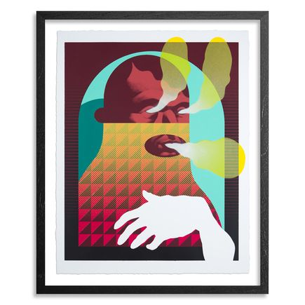 Michael Reeder Art Print - Discharge - Limited Edition Prints