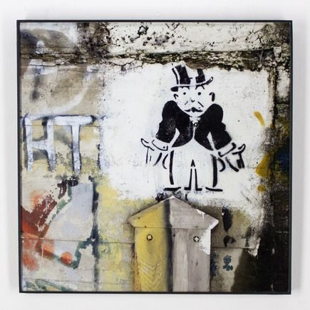 Michelle Andonian Original Art - Money