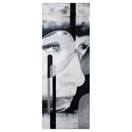 Michelle Tanguay Original Art - Chelsi