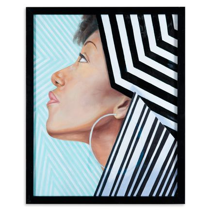 Michelle Tanguay Original Art - Untitled One