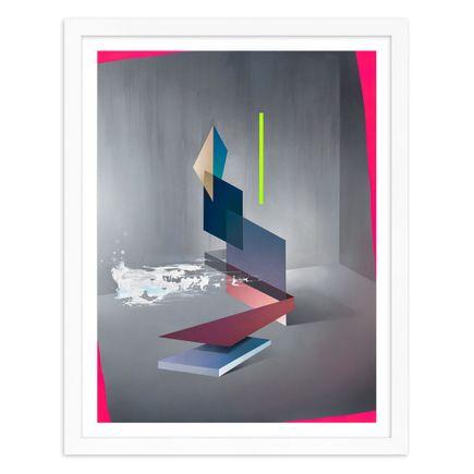 Mikael B. Art Print - Subconscious Therapy