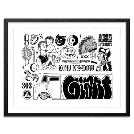 Mike Giant Art Print - American Integrity - Limited Edition Prints