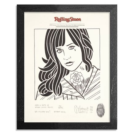 Mike Giant Original Art - Rolling Stone I