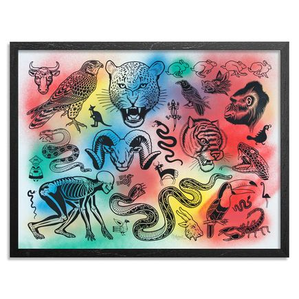 Mike Giant Art Print - Wildlife - HPM - 8 of 12