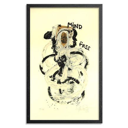 Miles Regis Art Print - Mind Free