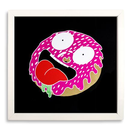 Dangerfork Art - Mimi Leung - Donut