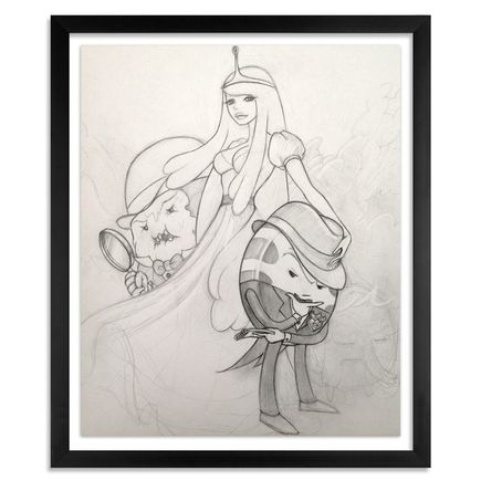 Mimi Yoon Original Art - Adventure Time - Sketch 1