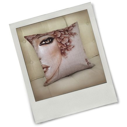 Mimi Yoon Art - Umber - Pillow