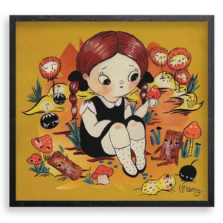 Misery Original Art - Penny - Original Artwork