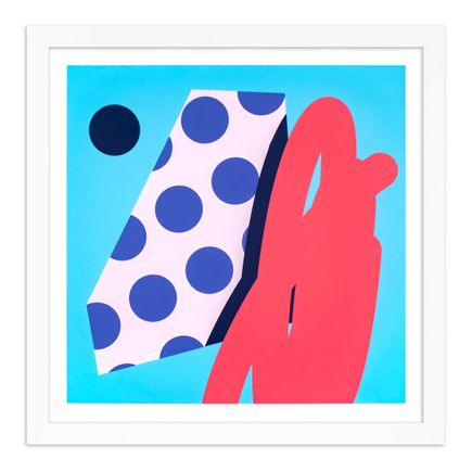 Mr Penfold Art Print - Floating Points - B - Standard Edition