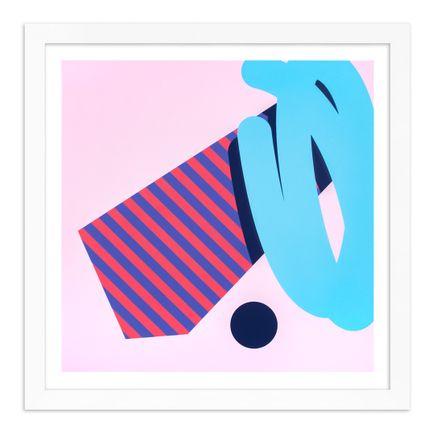 Mr Penfold Art Print - Floating Points - C - Standard Edition
