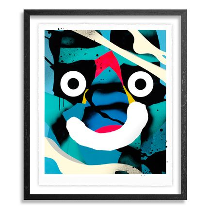 Mysterious Al Art Print - It's All Love - 29 x 34 Edition