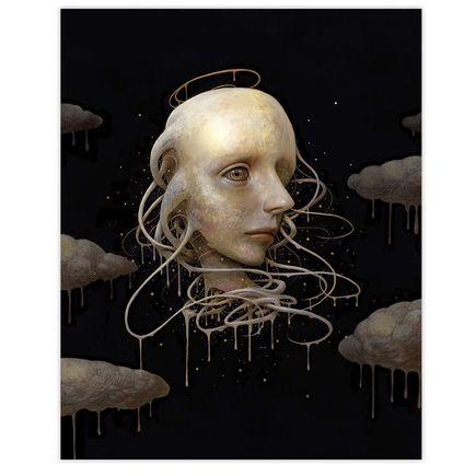 Naoto Hattori Original Art - After Rain - Original Artwork