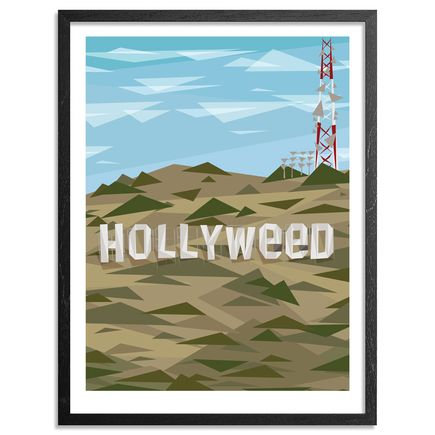 Naturel Art Print - Hollyweed - 26x36 Inch Edition