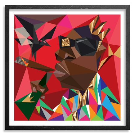 Naturel Art - Picasso Biggie - Framed