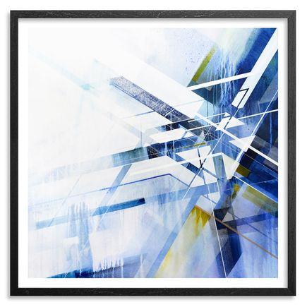 Nawer Art Print - Indigo Dreams - Limited Edition Prints