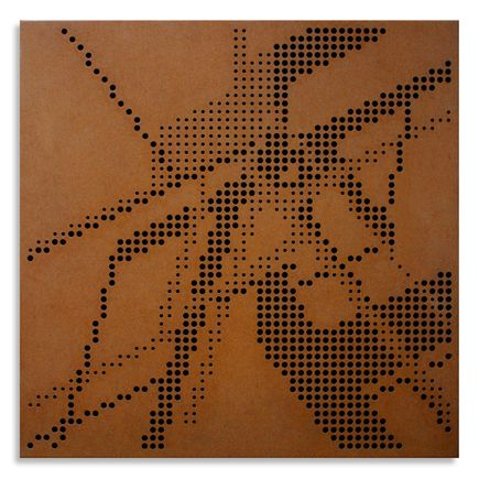 Nawer Art - Perforation - Steel Edition