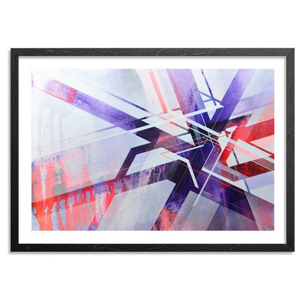 Nawer Art Print - Unforeseen - Limited Edition Prints