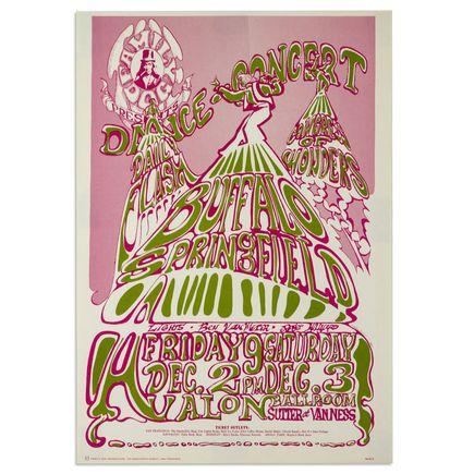 Ned Lamont Art - Buffalo Springfield Dance Concert