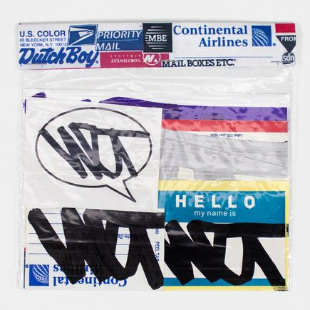 Net Art - Stuck - Sticker Packs