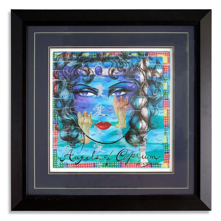 Niagara Art - Angel of Opium - Framed