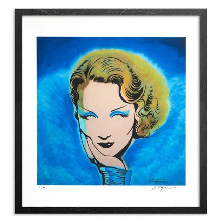 Niagara Art Print - #1 - Blue Angel
