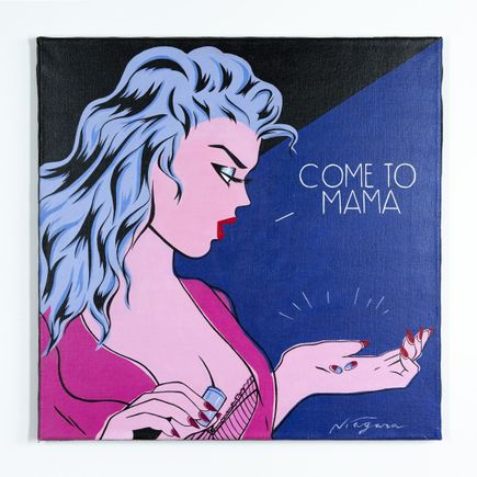 Niagara Original Art - Original Artwork - Come To Mama