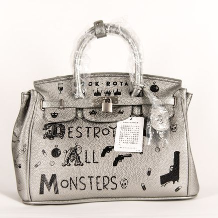 Niagara Art - Destroy All Monsters Silver Edition Bag
