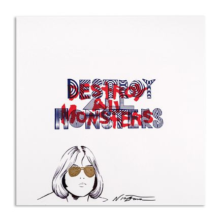 Niagara Art - Hand-Painted Destroy All Monsters Box Set - 02
