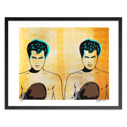 Niagara Art Print - Artist Proof - Double Tony Curtis