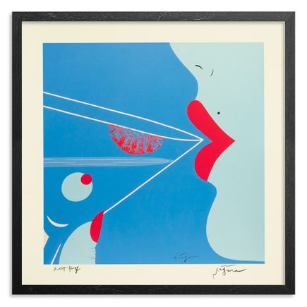 Niagara Art Print - Artist Proof - Lipstick Traces