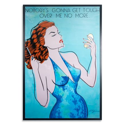 Niagara Art Print - Nobody's Gonna Get Tough - House Of Vans Oversized Edition