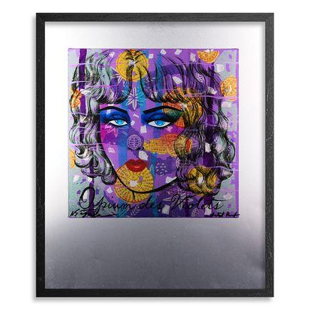 Niagara Art Print - Opium Des Violets - Metal Edition