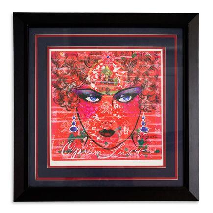 Niagara Art - Opium Lust - Framed